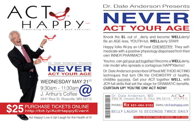 May 21 Act Happy
